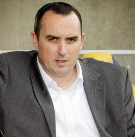 Oxford United chairman Kelvin Thomas