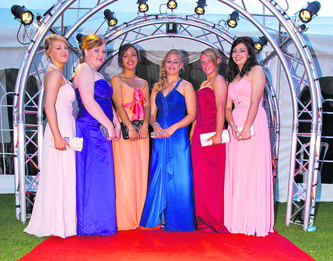 Prom is perfect for King Alfred's pupils