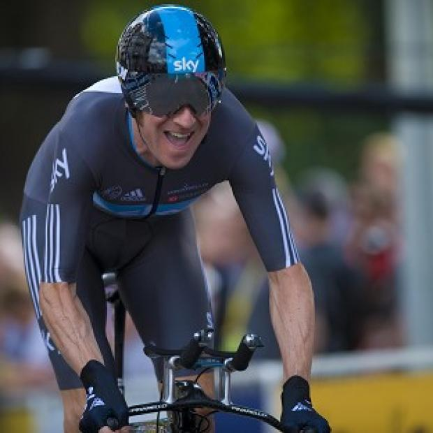 Herald Series: Bradley Wiggins maintained his lead on stage 10 of the Tour de France
