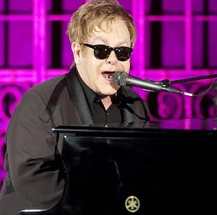 Elton John has topped the UK album chart with Good Morning To The Night, a collaboration with Australian duo Pnau