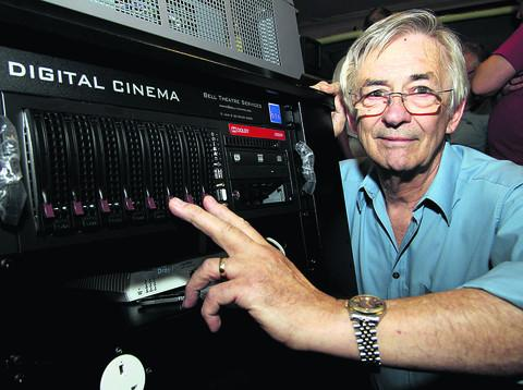 Appeal helps cinema enter digital age