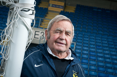 Alan Hodgkinson has hung up his gloves after six decades in football