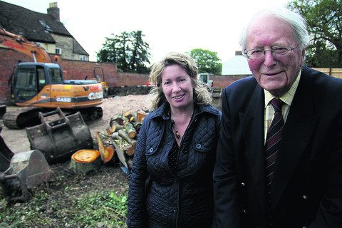Work starts on £3m military museum