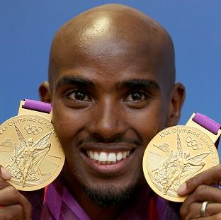 Mo Farah is among the British Olympians and Paralympians whose names could be included in the New Year Honours list
