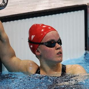 Ellie Simmonds will race for gold for the