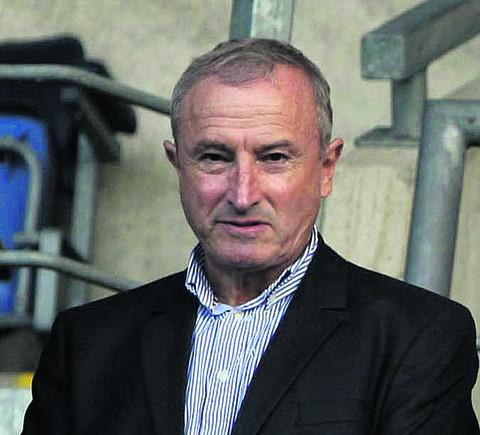 Jim Rosenthal resigned from the board on Monday