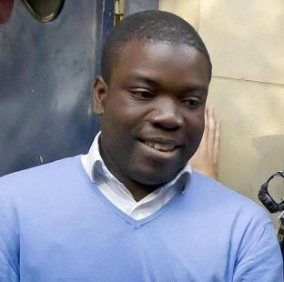 Herald Series: Kweku Adoboli faces two counts of fraud and two of false accounting at Southwark Crown Court