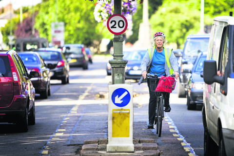 Police admit 'fobbing off' councillors over 20mph limits