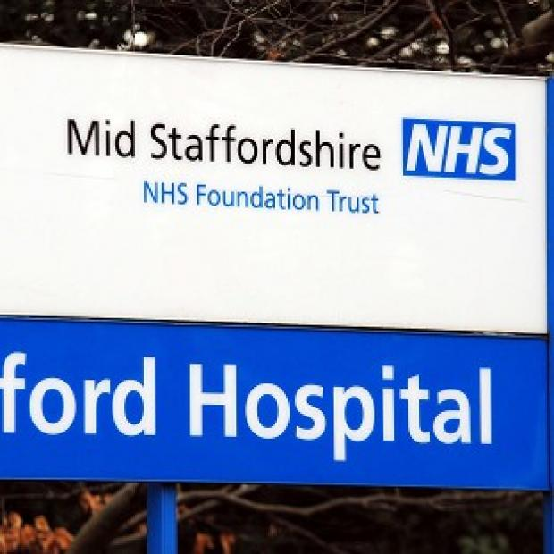Herald Series: A report on Mid Staffordshire NHS Foundation Trust will not be delivered to Health Secretary Jeremy Hunt until January