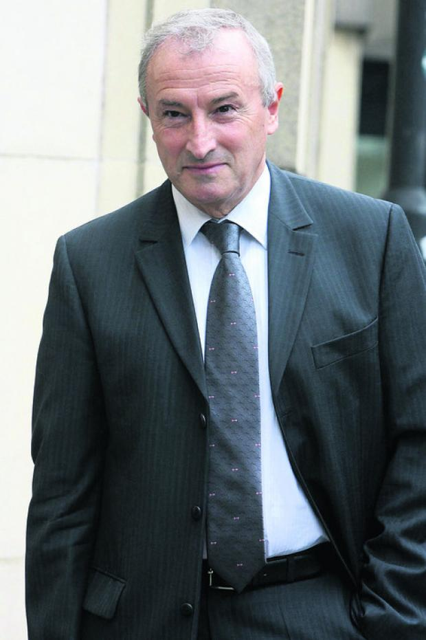 Herald Series: Jim Rosenthal resigned from the U's board last month