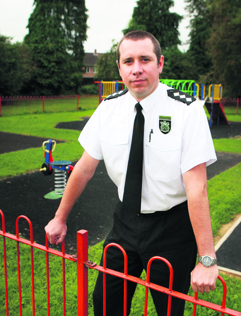 Acting Chief Insp Andy Cranidge said police were working to try to tackle the cause of criminal behaviour in the young