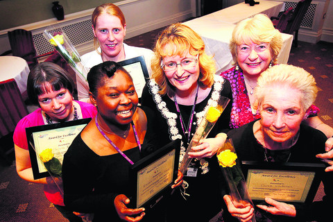 New awards honour county's caring staff
