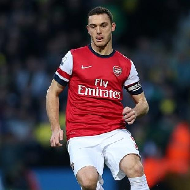 Thomas Vermaelen seems to be putting more pressure on himself due to wearing the captain's armband