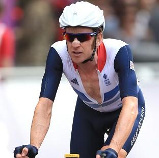 Bradley Wiggins says he is 'concentrating on making a full recovery' following a road accident