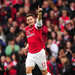 Olivier Giroud scored a brace but Arsenal could only draw against Fulham
