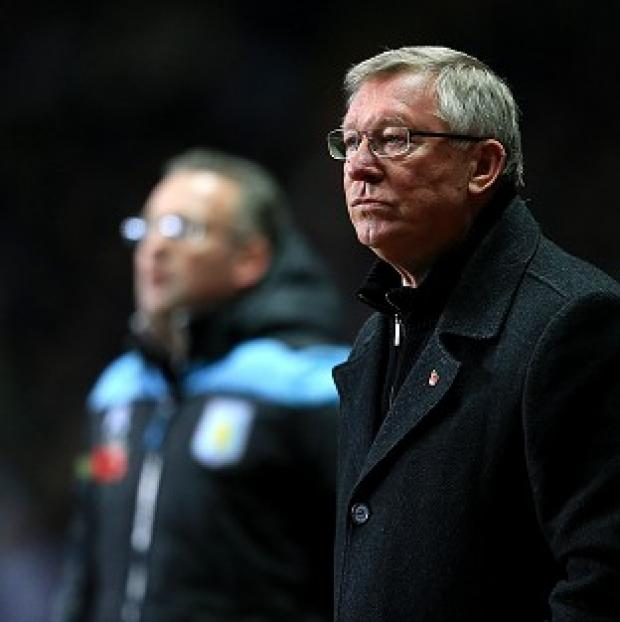 Herald Series: Sir Alex Ferguson saw his side go four points clear by beating Aston Villa