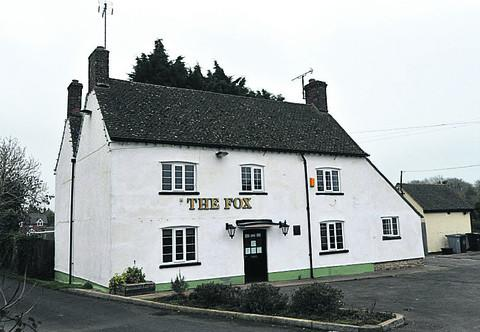 The Fox Inn at Stanton Harcourt