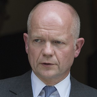 Hague to address MPs on Gaza crisis