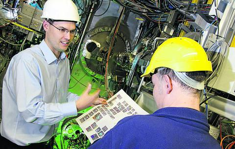 Culham Centre for Fusion Energy is engineering a future for high-tech work