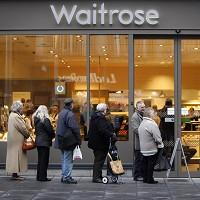 Herald Series: Jobs are at risk at a grocery distribution centre because Waitrose has decided not to renew one of its contracts