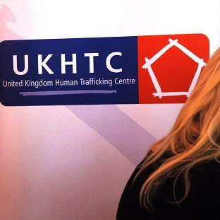 Herald Series: The United Kingdom Human Trafficking Centre has launched a campaign with Crimestoppers and ACPO to highlight the plight of trafficked workers