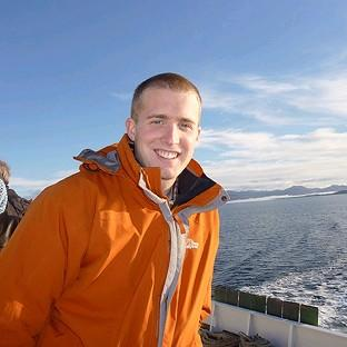Christopher William Bell, 24, from Lancashire, was a student studying for a PHD in Ocean Mapping in Oban