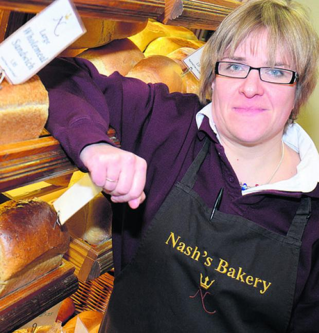 Herald Series: Sarah Penny, from Nash's Bakery