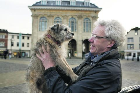 Alastair Fear's blog includes his dog Harry's take on life