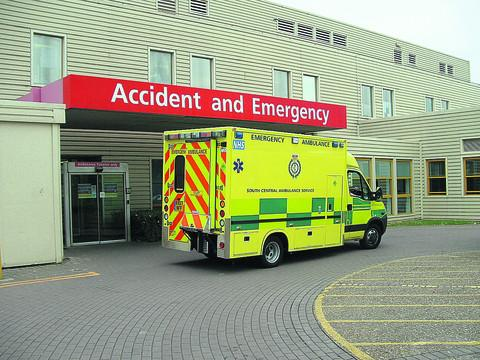South Central Ambulance Service failed to meet targets