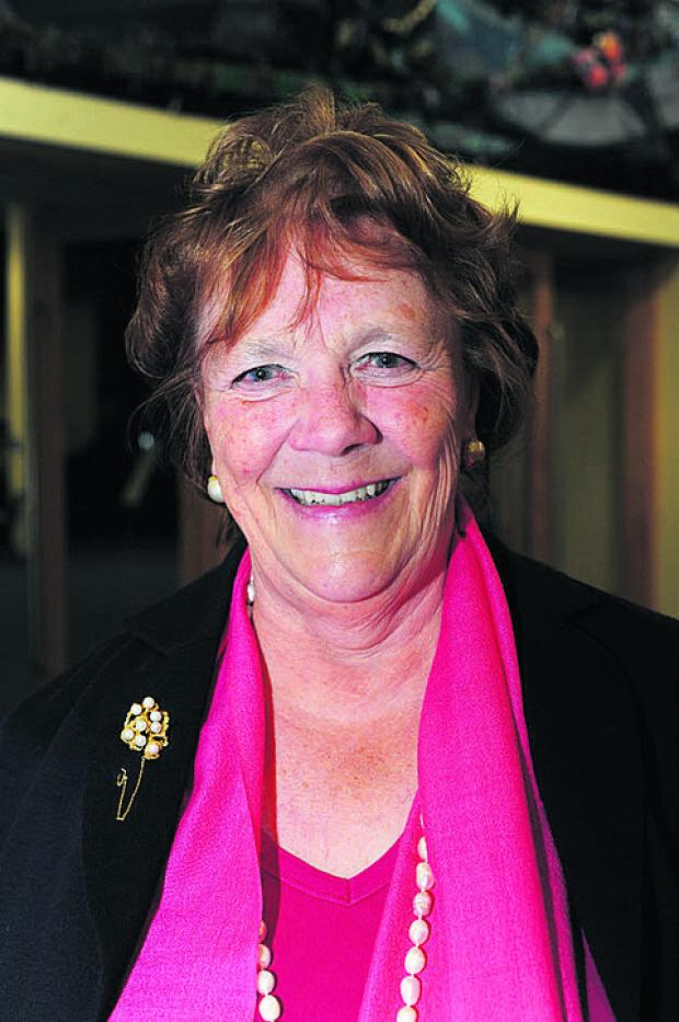 Melinda Tilley, the county council's executive member for education