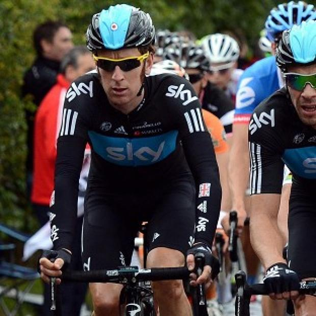 Herald Series: Bradley Wiggins could be among those taking part in the Giro d'Italia in Ireland