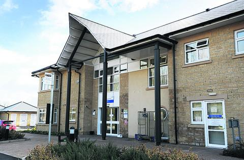 Chipping Norton Hospital maternity unit