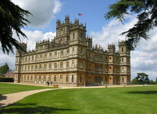 Herald Series: Highclere castle