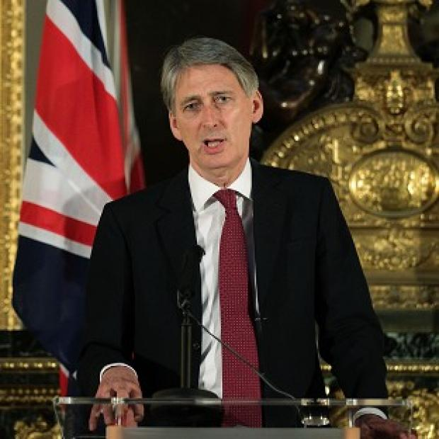 Tory MPs have hailed Defence Secretary Philip Hammond's declaration that he would resist further cuts to the defence budget