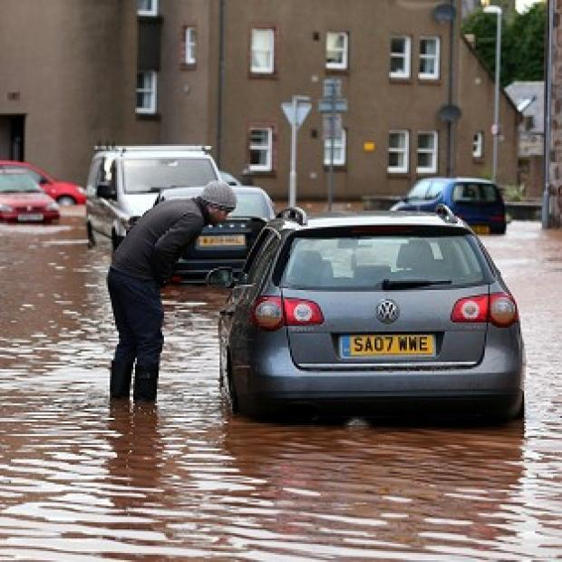 Flooding hit parts of England and Wales one in every five days last year, the Environment Agency said