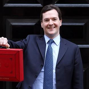 It is predicted George Osborne will reveal a downgraded growth forecast in this week's Budget