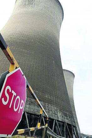 Date set for demolition of Didcot Power Station towers