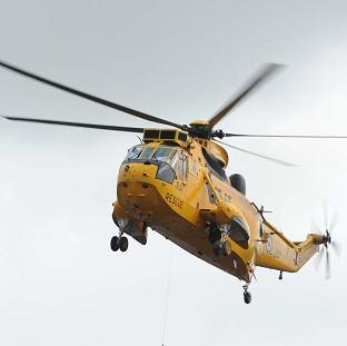 Herald Series: The deal spells the end of the use of Sea King helicopters in search-and-rescue work