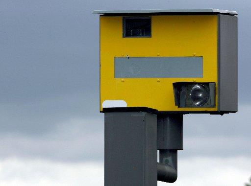Oxfordshire speed camera map and statistics
