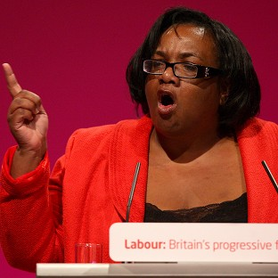 Diane Abbott has warned of a potential 'postcode lottery' over health budgets