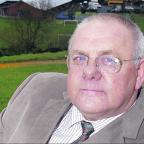 Herald Series: County councillor Bill Service