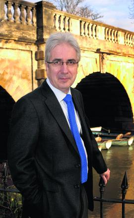 Tim Hands, Master of Magdalen College School