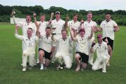 CRICKET: Shrivenham are OCA's T20 champions