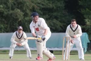 CRICKET: Demain sees Didcot to title