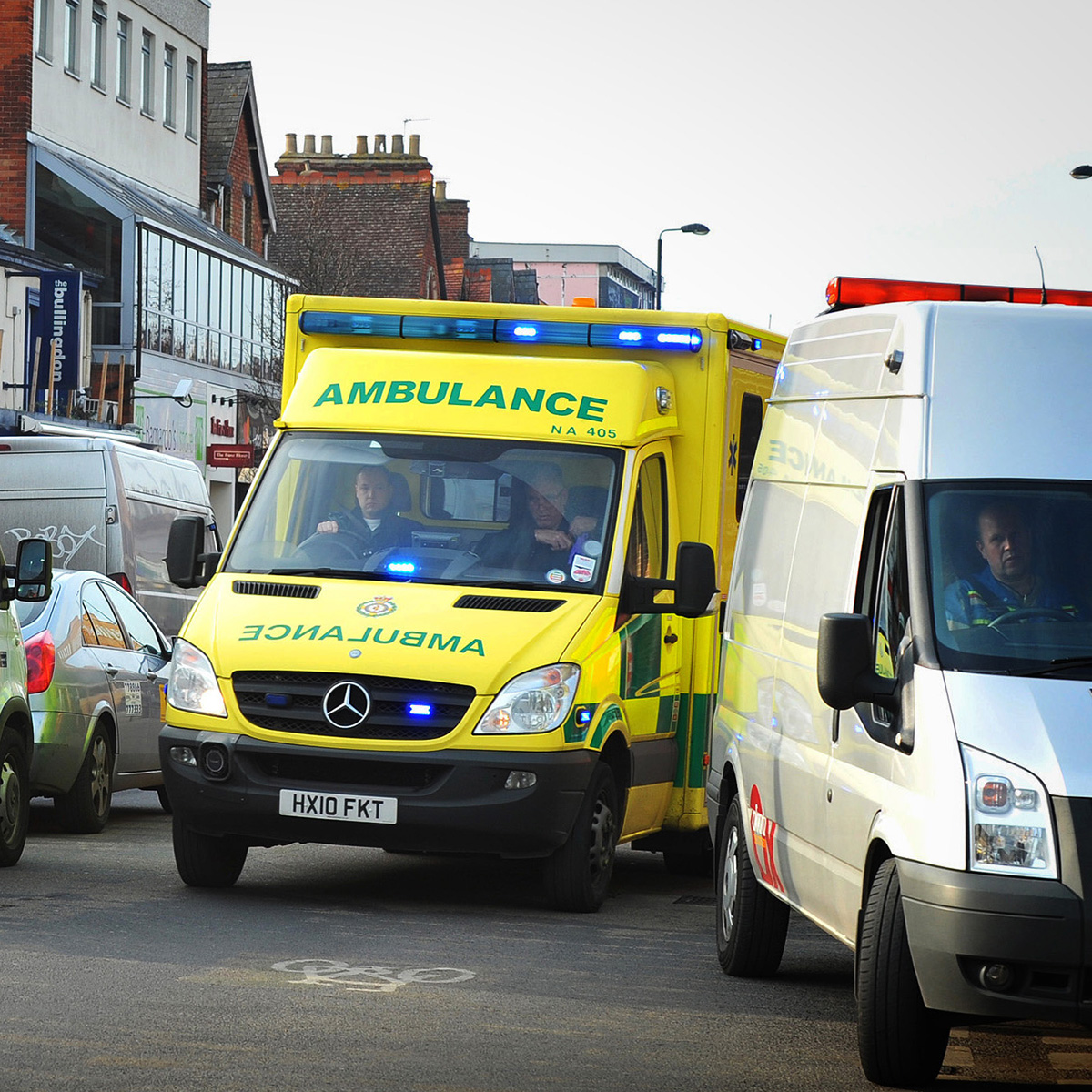 Ambulance service admits data leak