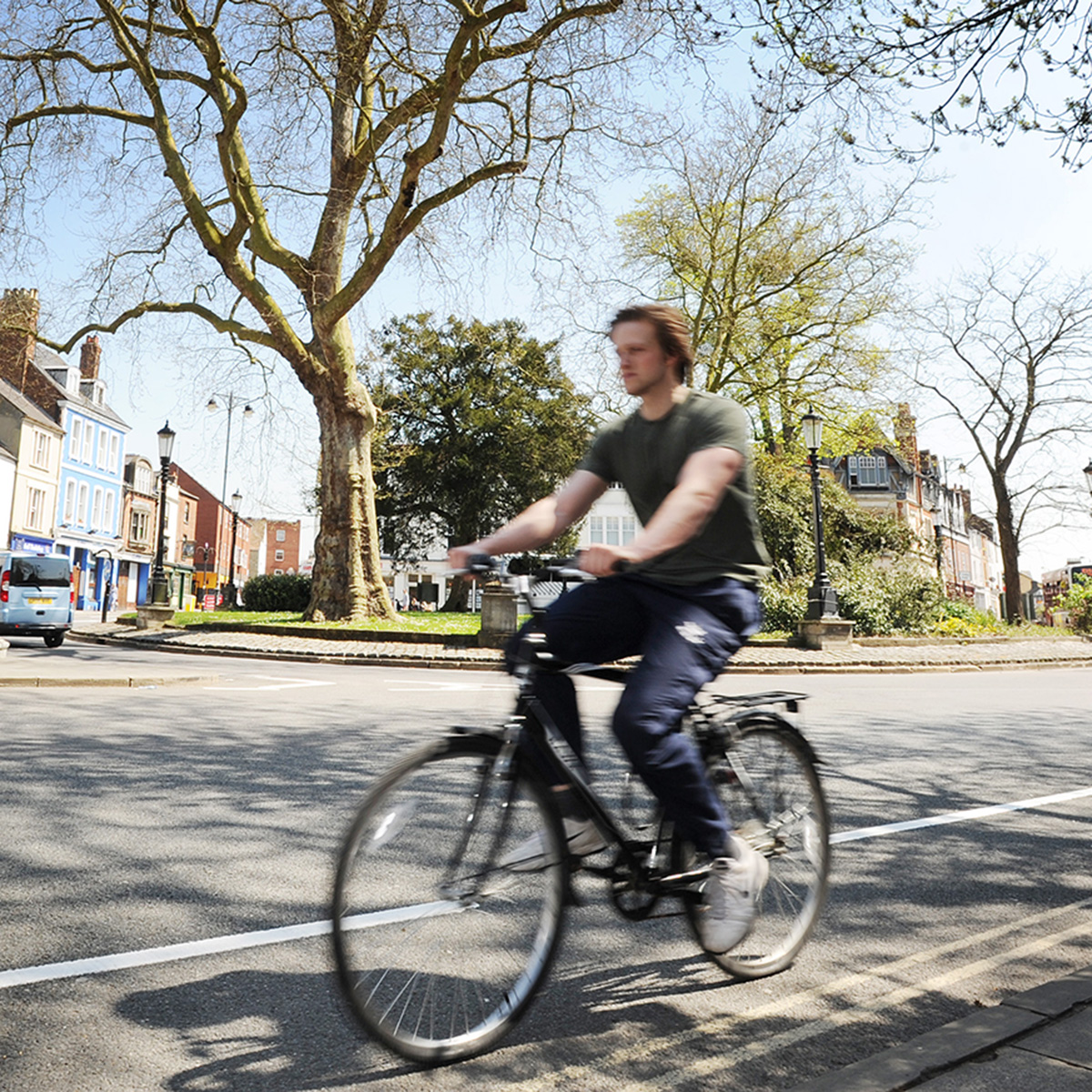 Cycle improvements are to take place in Harwell