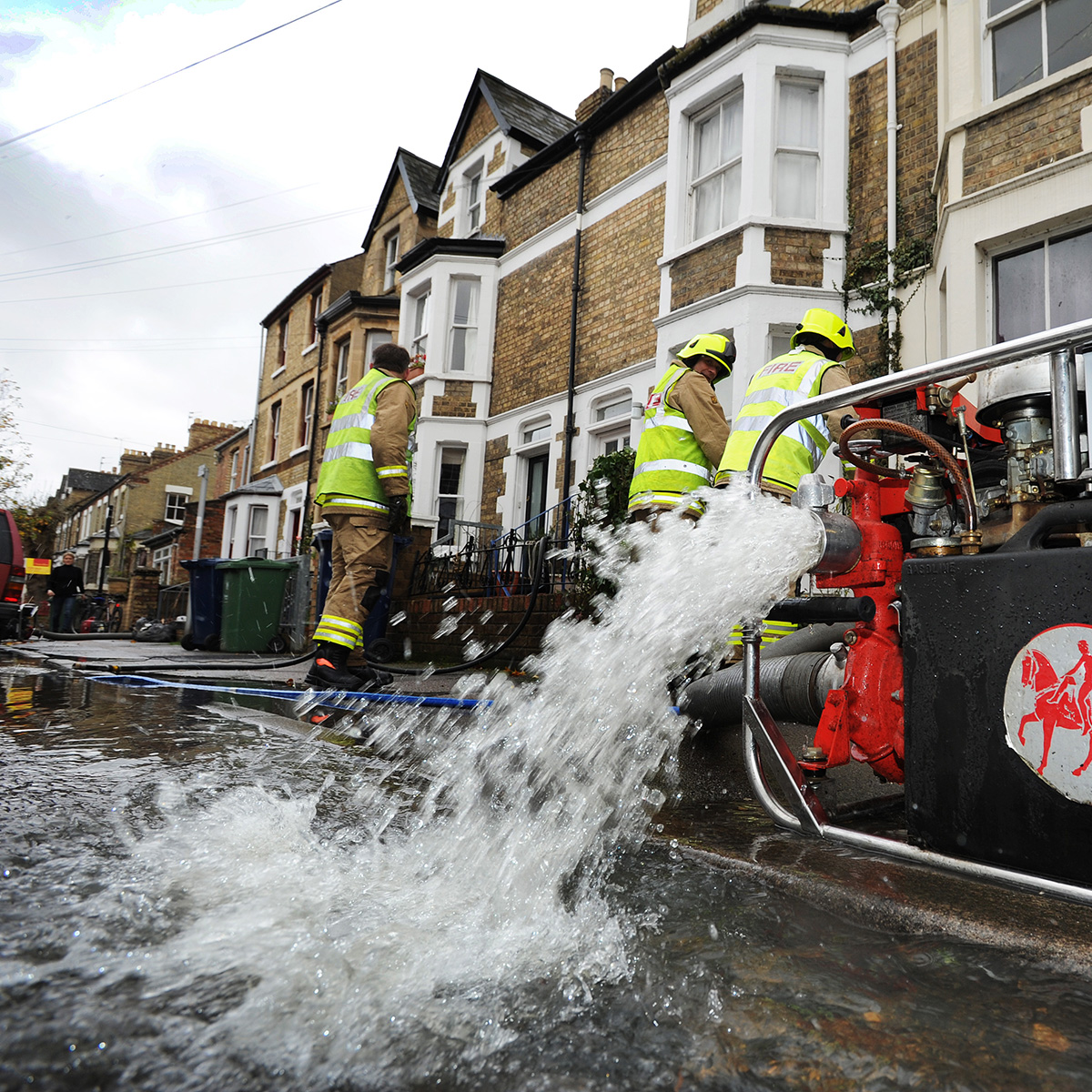 Flood warning for parts of Oxford with more rain expected