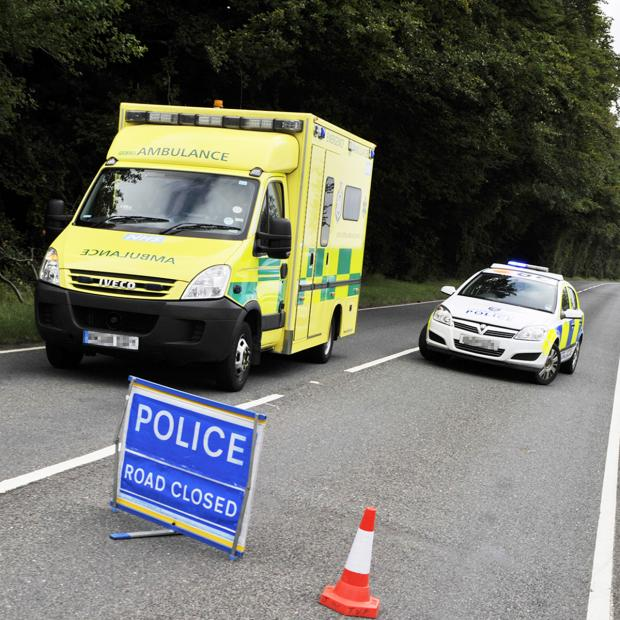 Herald Series: Collision closes A34