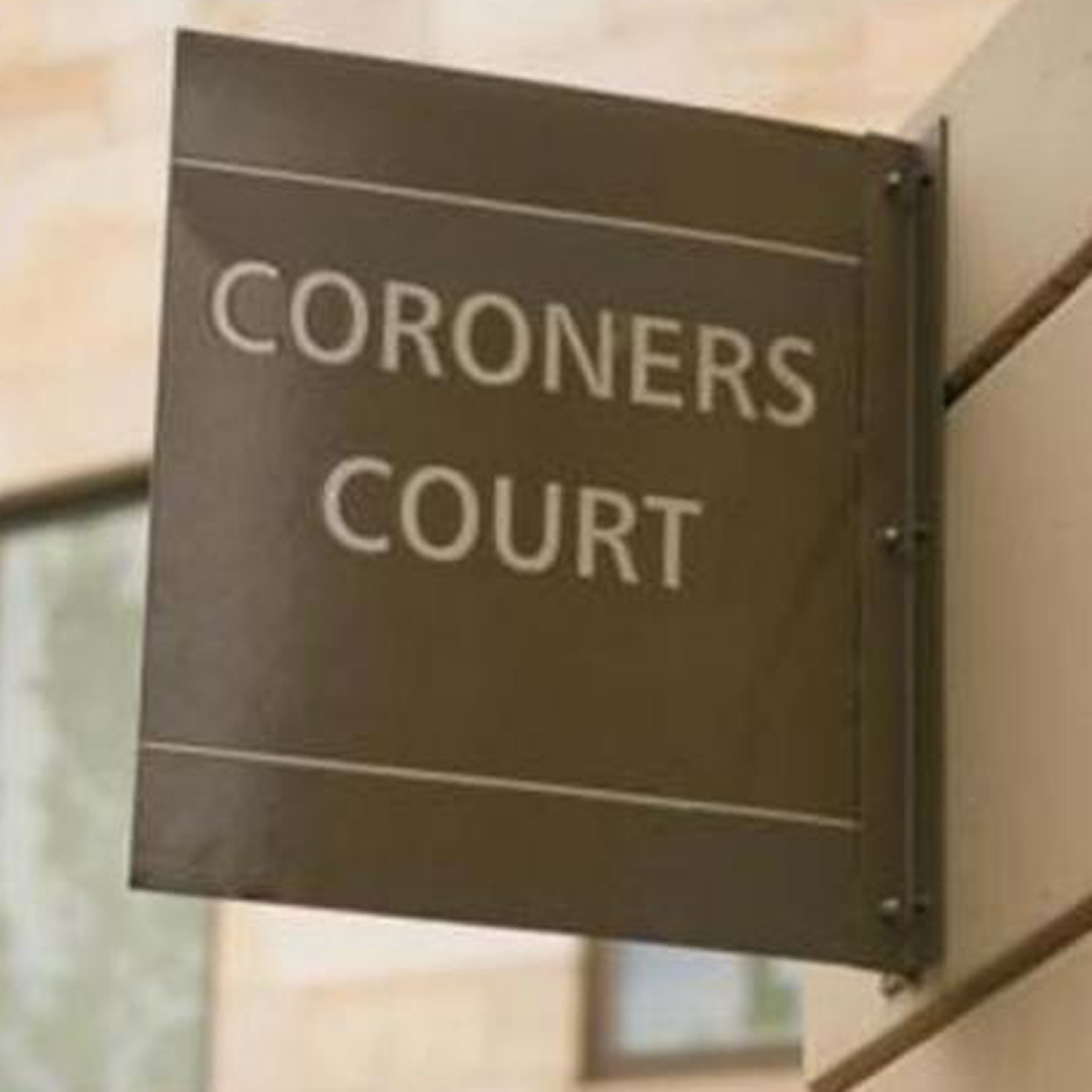 A verdict of suicide was reached at Oxfordshire Coroner's Court