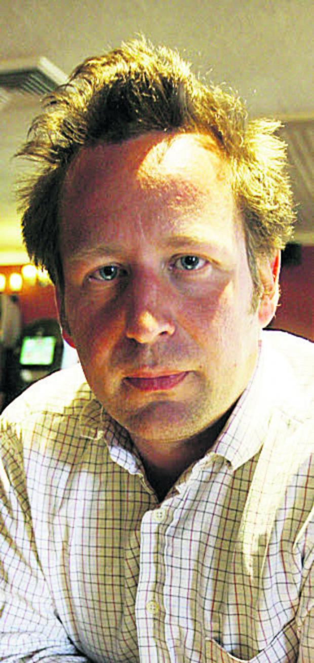 Herald Series: Wantage MP Ed Vaizey